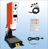 Ultrasonic welding machine for plastic parts