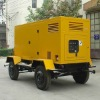 Hots Sales High Performance Mobile generating set