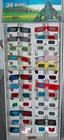 paper eyewear display