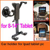 Sinoela universal plastic car vehicle back seat tablet headrest mount kit holder