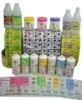 Plastic Printed PET Shrink Wrap Bottel Labels Producers