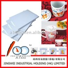 High quality sublimation transfer paper for mugs