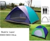 two-person outdoor camping tent