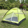 One layer two person camping tent