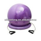 2012 popular yoga ball with handle