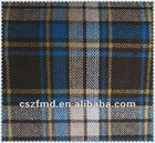 2014 new wool fabric,worsted fabric,plaid fabric for coat, shoe,bag ,cover