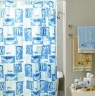 satin shower curtain