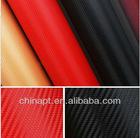 3D carbon fiber vinyl roll With air channel