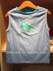 Fashion boys jersey Vest for casual wear