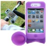 Bicycle silicone horn stand for iphone (SH-11200019)