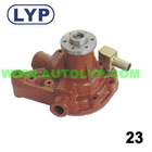 DH300-5 Water Pump For Daewoo Excavator