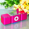 Portable new mini speaker for iphone/MP3/MP4