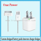 USB AC ADAPTER+CABLE FOR IPHONE