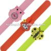 2012 Promotional silicon wrist watch wholesale