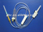 Disposable Infusion Set with Precision Flow Control