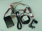 Vehicle GPS tracker to track car position