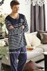 Yarn dyed velvet pajamas