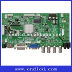Professional AD board for supervisory control monitor/BNCx2