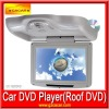 "Hot sale and factory price for 9''-10.2"" inch Roof Mount DVD player with USB,SD,MP3,MP4,Game"