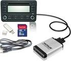 Car MP3 interface USB SD(Digital music changer) for RD4 Citroen Peugeot