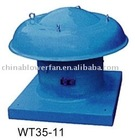 Roof electric exhaust fan