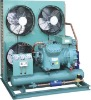 Air cooled BITZER compressor condensing unit