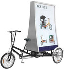 Electric Trike, LED Advertising Trike