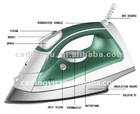 Multifunction electric iron DY-386 ,Anti-calc,Auto-shut off,anti-drip