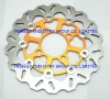 PCX brake disc rotors orange and aluminum color for PCX 125 parts