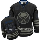 Sabres Ice Black custom Jerseys Authentic Jersey Free Shipping Mix Order Wholesale
