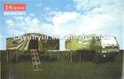 Dongfeng dormitory van truck EQ5188XZS6D15