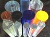 clear pvc plastic rod