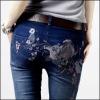 2012 women's blue jeans