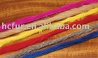 Any length rabbit strips for fashion cloth accessory