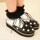 Korean Girls Causal Platform Shoes SH52