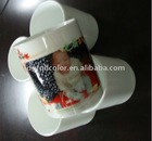 High quality 11 OZ transfer white mugs