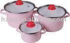 twin handles stock pot TG-24