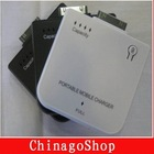 Portable Mobile charger Travel emergency charger for iPhone/ipod