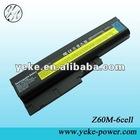 4400mah 6cell Laptop battery for LENOVO 40Y6795 ASM 92P1128 ASM 92P1130 FRU 92P1127 FRU 92P1129 42T4617 ThinkPad Z60m 2529