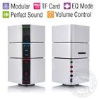 Mini Vibration Speaker Computer/Multimedia/MP3 Speaker Insert Card Speaker Luxury Gift