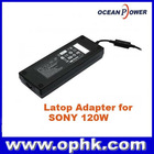 Replacement Laptop Adapter For SONY 120W 24v 2.6A