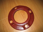 coated flange