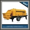Diesel /Electrical trailer pump, pump to 100m height HBT60-13-90S concrete delivery pump