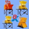 Concrete Mixer Equipment JS1000 with high efficiency