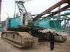 good Japan used crawler crane kobelco P&H7150 150t
