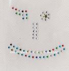 Fashion Hot -Sale Crystal Sticker 4ss Colors Crystal Rhinestone -smila