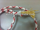 mixed hollow braided PP rope/hollow braided PP rope/16-strand braided polyester rope
