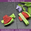 Watermelon Ribbon Sculpture Hair Clip