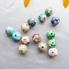 fashion and high quality 12mm cloisonne beads jewelry accessories