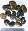 Striped Pebble Stone